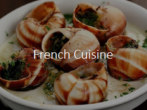French Cuisine At