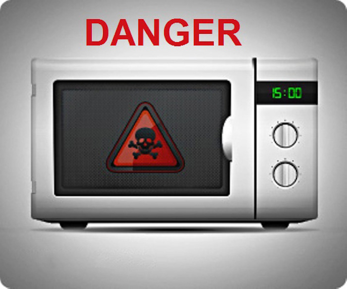 risks-microwaving